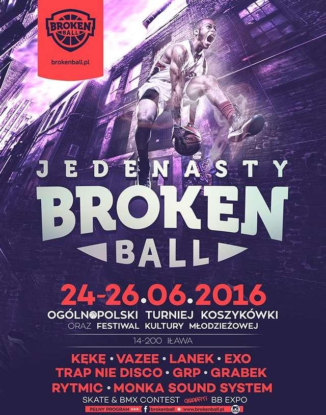 Broken Ball po raz jedenasty w Iławie - full image