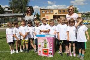 Mistrzostwa przedszkolaków wygrała