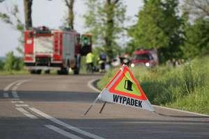 Podsumowanie działań straży pożarnej: niebezpiecznie na drogach powiatu