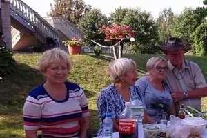 Spotkanie u seniorów