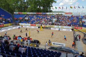 Plażowa piłka siatkowa zniknie z Olsztyna? Decyzja jeszcze nie zapadła
