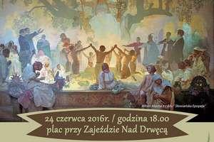 Noc Świętojańska nad Drwęcą z konkursem wianków