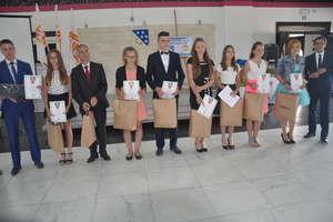 Młodzi sportowcy odebrali nagrody