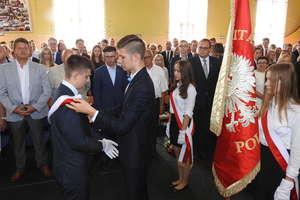 Pożegnanie gimnazjalistów u Filomatów Nowomiejskich
