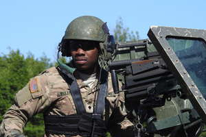 Amerykańscy żołnierze będą stacjonować na Mazurach