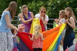 Pełen atrakcji Dzień Dziecka w Mrągowie