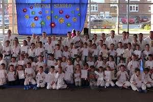 Uroczyste zakończenie sezonu treningowego  Mrągowskiego Klubu Aikido i Samoobrony