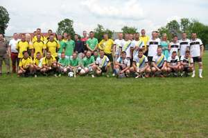 Gmina Działdowo. Finał Turnieju Piłki Nożnej - 2016