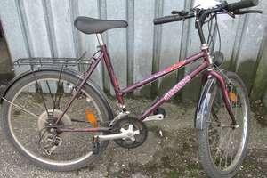 Policja szuka właściciela roweru