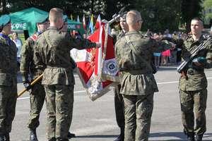 Przysięga żołnierzy służby przygotowawczej. ZOBACZ ZDJĘCIA