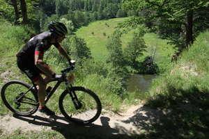 Za nami kolarski maraton poprowadzony doliną rzeki Łyny