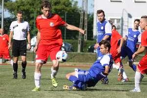 Łyna wygrywa piłkarskie derby w Górowie Iławeckim