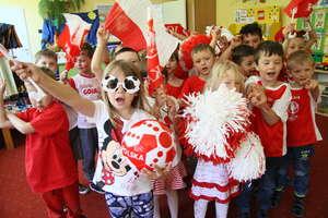 Dzieci są już gotowe na mistrzostwa Europy