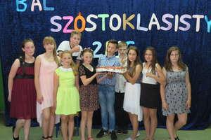 Bal Szóstoklasisty 2016 w SP w Staświnach