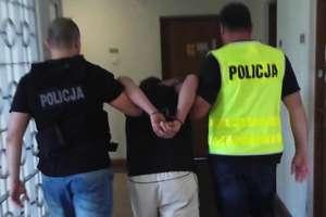 Włamania, kradzież samochodów, paserstwo – dwaj mężczyźni zatrzymani, czterech usłyszało zarzuty