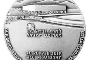 Dali schronienie Żydowi w czasie II wojny światowej. Ich przedstawiciel odebrał medal