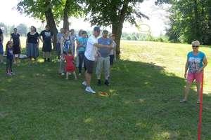 Festyn w Szkole Podstawowej w Nowej Wsi Ełckiej