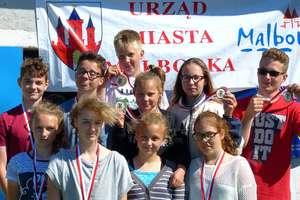 Kajakarze wrócili z Regat w Malborku z 11 medalami!