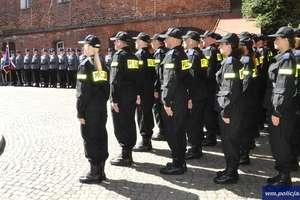 Strzeż bezpieczeństwa i służ ludziom. Nabór do służby w policji