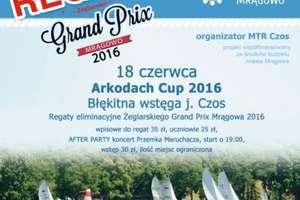 Regaty Arkodach Cup 2016 – Błękitna Wstęga j. Czos