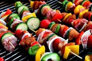 Dietetyczny grill na weekend