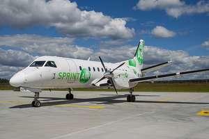 Z Portu Lotniczego Olsztyn-Mazury wystartował pierwszy samolot do Wrocławia