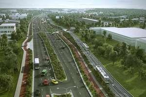 Rusza kolejny etap przebudowy Towarowej w Olsztynie. Będą utrudnienia