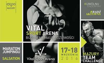 Vital Sport Arena w Ostródzie. Święto dla aktywnych