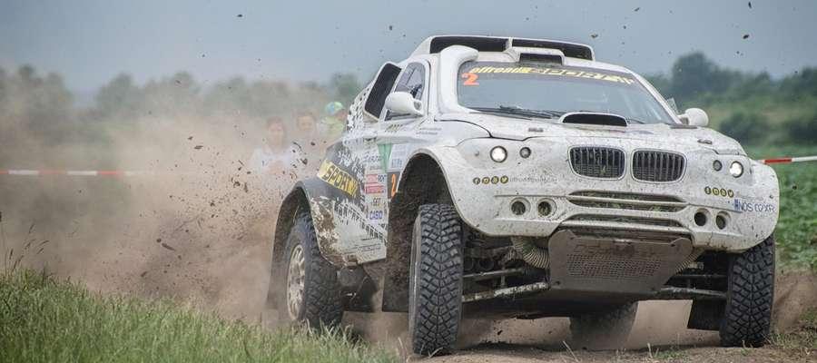 Załoga offroadSPORT Łukaszewski Rally Team na Węgrzech miała sporo przygód