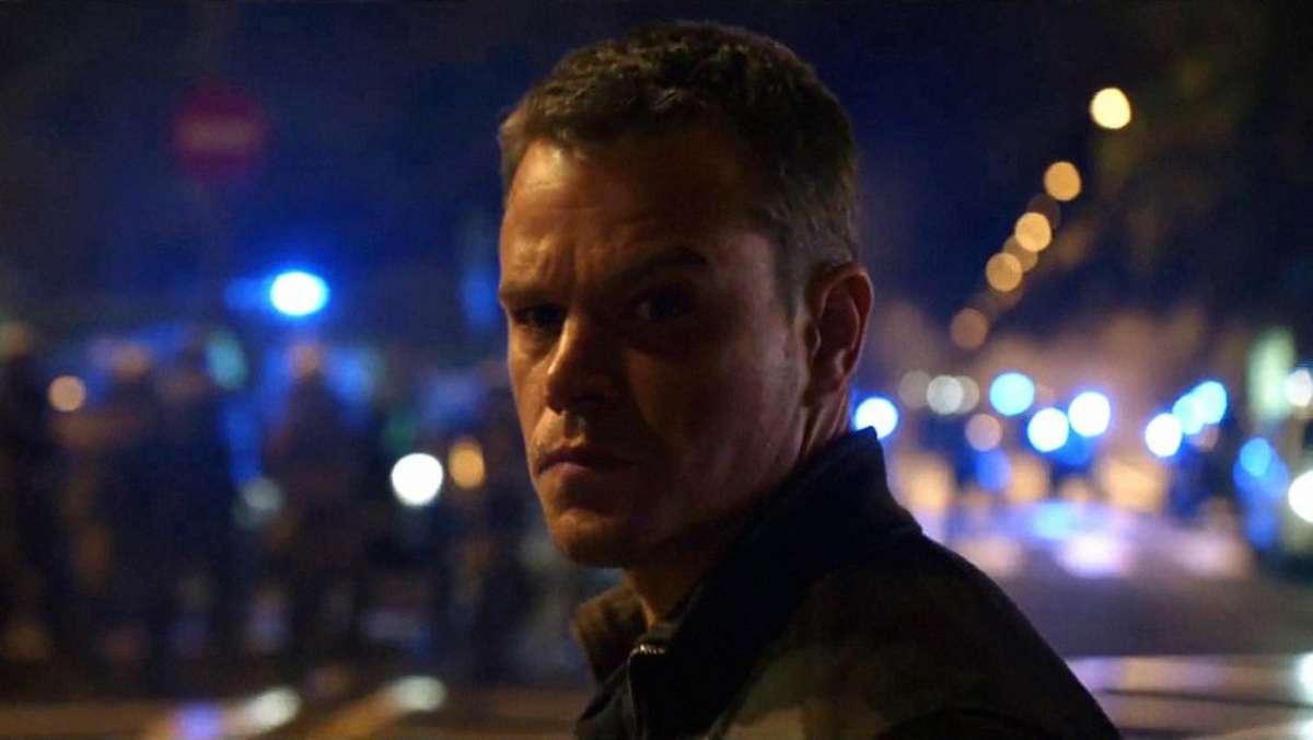 Wesoła Epoka lodowcowa i zagubiony Jason Bourne. BILETY DO KINA - full image
