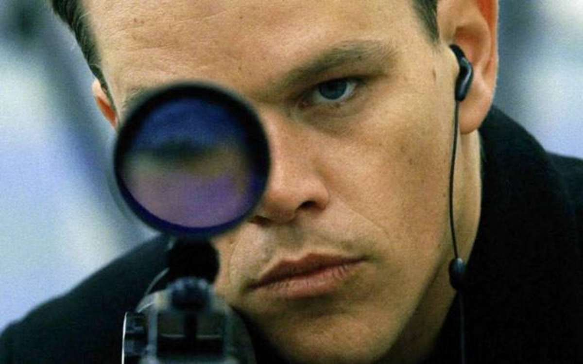 JASON BOURNE POWRACA DO KIN - full image