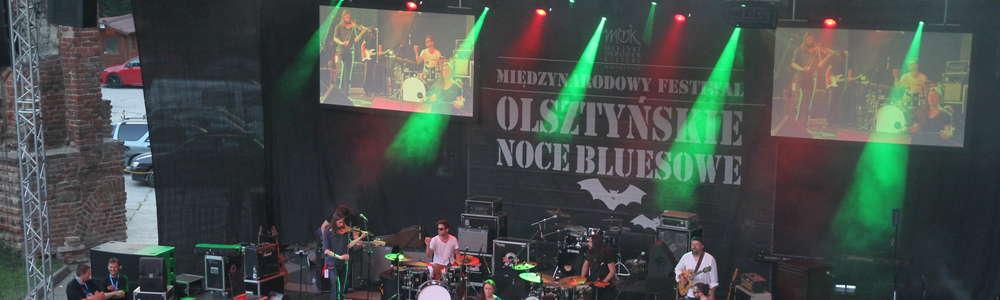 XXVI Olsztyńskie Noce Bluesowe