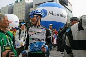 Dwaj kolarze z Warmii i Mazur starują w Tour de Pologne
