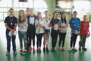 Duże zainteresowanie turniejem badmintona
