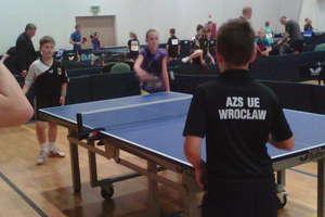 Dawid Chilicki zagrał w turnieju w Międzyzdrojach