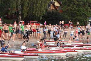 Festyn w Partęczynach z dobrą zabawą na plaży