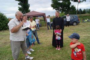 Bawili się na sportowo podczas parafialnego pikniku w Leginach