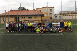Turniej Piłki Nożnej o Puchar Wójta Gminy Banie Mazurskie
