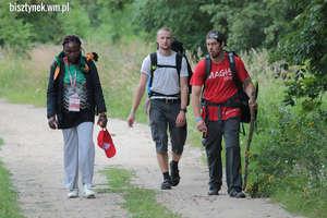 Międzynarodowi pielgrzymi odwiedzili Bisztynek i Nową Wieś Reszelską