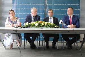 Wicepremier Jarosław Gowin wspiera innowacyjność na Warmii i Mazurach