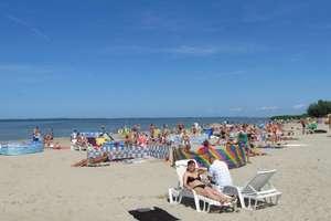 Dzieci z gminy Ostróda spędzają wakacje nad morzem