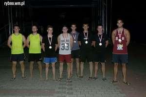 Turniej Piłki Plażowej Mężczyzn w Rybnie