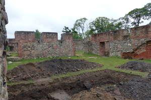 Jakie tajemnice kryją ruiny zamku w Szczytnie?