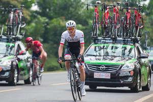 Rekita pojedzie w Tour de Pologne