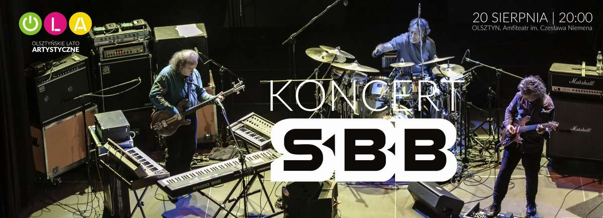 Koncert legendarnej grupy SBB - full image