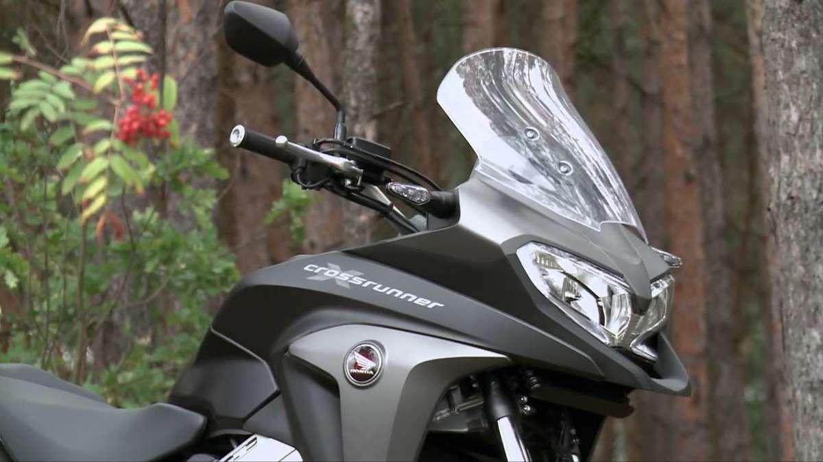 Kolejna nowość na rynku jednośladów - Honda VFR800X Crossrunner - full image