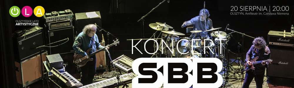 Koncert legendarnej grupy SBB