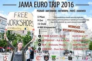 Jama EuroTrip 2016 - relacja z wyprawy