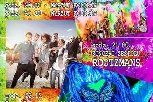 Festiwal Laserowo-Fajerwerkowy i Eksplozja Kolorów