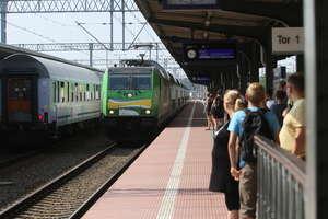 Uwaga! Zmiany w rozkładzie jazdy pociągów
